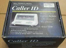 Bel-Tronics Caller Id Model Number Nd40 In Original Box Used