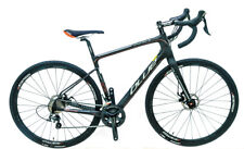 Blue Prosecco EX M 53.5cm 700c Carbon Cyclocross CX Bike Shimano Ultegra 11s NEW