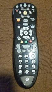 Motorola U-Verse Remote MXV3-0001