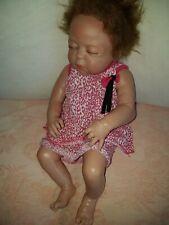 Bébé reborn fille réaliste 49 cm .baby reborn dolls