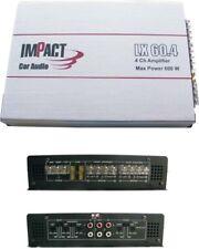 IMPACT LX 60.4 -  AMPLIFICATORE A 4 CANALI 4 CANALI 700W RMS