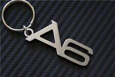 For Audi A6 keyring Schlüsselring porte-clés keychain TDI QUATTRO S LINE S AVANT