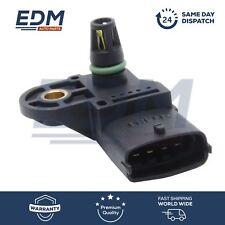 MAP Sensor for Alfa Romeo Fiat Lancia Vauxhall Chevrolet Iveco 73503657 55219298