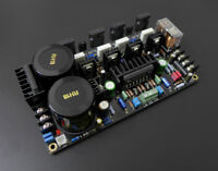 M3 NJW0281 NJW0302 FET Amplifier Board 150W+150W Stereo HiFi Power Amp Board New