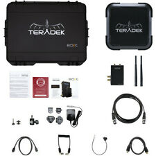 New Teradek Bolt 10K 3G-SDI/HDMI Video Transceiver Set (Gold Mount) 10-1999-1G
