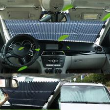 Durable 150*70cm/28*60'' Car SUV Resin Front Windshield Sunshade Sun Shade DIY
