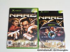 Xbox Game: Narc (Complete)