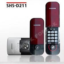 SAMSUNG EZON SHS-D211 Digital Door Lock Keyless Entry PassCode + 4 IC Keys 2Way