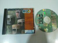 REM The Best of R.E.M CD 1991 L.R.S 16 tracks Holland Edition