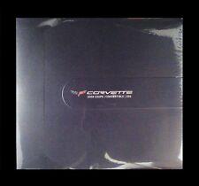 CORVETTE Z06 2008 - DEALER BOOK BROCHURE - LS7 CHEVROLET C6 - ZO6 COUPE - SEALED