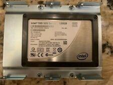"""Intel 520 Series 120GB Internal 2.5"""" (SSDSC2CW120A310) SSD"""