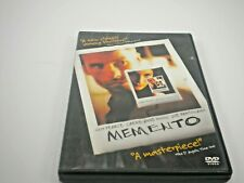 MEMENTO DVD (GENTLY PREOWNED)