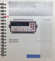 HP 34401A Multimeter User's Guide