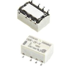 5 PCS SMD G6K-2F-Y-5VDC 5V Signal Relay 8PIN for Omron Relay NEW M
