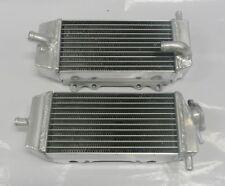 Kavasaki KZ250F 2004 2005 / Suzuki RMZ250 2004-2006 Alumnum Radiator