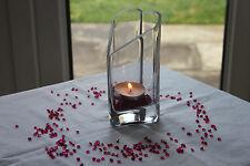 2000 x Tendance Rose 4.5mm Marriage Diamant Décoration de table Confetti