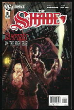 THE SHADE <VAMPIRES ON THE HIGH SEAS!> US DC COMIC VOL.1 # 5/'12