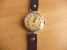 Longines – 1915 Larger Size Trench Military Watch – Cal.15.26
