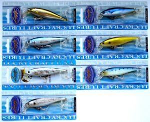 Lucky Craft Pointer 78SP Esg, Fishing, Japan Wobbler, Bait, Trout, Predators