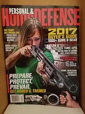 Gun Buyer's Guide 2017: Personal & Home Defense Rifles, Guns & Gear