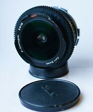 Carl Zeiss F-Distagon f/2.8 16mm HFT PL-MOUNT LENS ARRI Red One 35MM