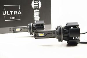H11/H9/H8: GTR Lighting Ultra 2 LED Bulbs - Lifetime Warranty Authorized Dealer