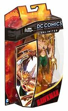 Brand New!! DC Comics Unlimited Hawkman Collector Figure Mattel