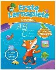 Abc Lernspiel Spiel Buchstaben Spiele Lerne Neu Kinder Vorschule ab schreiben