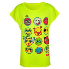 Abbigliamento gialli in poliestere per bambine dai 2 ai 16 anni Taglia 7-8 anni
