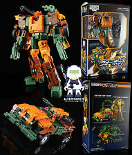 Fansproject Warbot WB-004 Revolver Core aka Roadbuster MIB