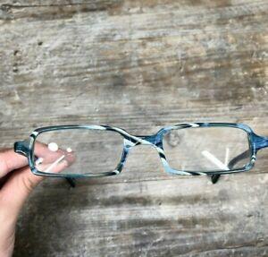 Eyebobs The Alt 2131 93 Blue Tortoise Plastic +2.25 Reading Glasses Rectangle