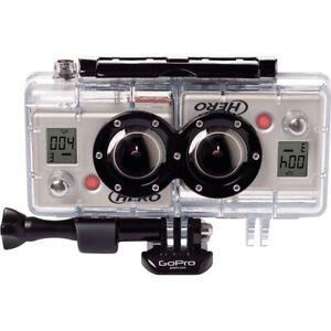 GoPro 3D Hero System Gehäuse Kombi-Gehäuse
