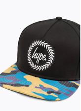 Hype Camo Snapback Cap/Hat Multi