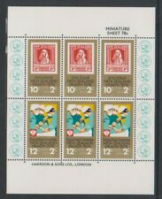 Neuseeland - 1978, Gesundheit Blatt - MNH - Sg MS1181