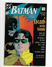 Batman #427    Death in the Family Part 2
