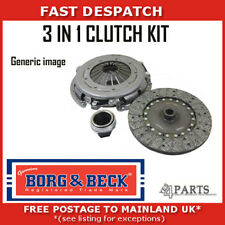 3 PIECE CLUTCH KIT FOR LOTUS BORG & BECK  HK9012