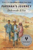 Parvana's Journey by Ellis, Deborah