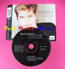 CD singolo Ricky Martin La Copa De La Vida 1998 COLUMBIA no vhs dvd mc (S18***)