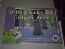 Chromo's Leo : de groene aarde , beboste planeet ( kompleet )