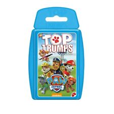 Top TRUMPS - Paw Patrol. Included