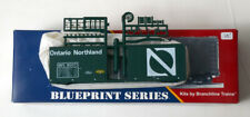 40' Box Car, Ontario Northland, Branchline Trains: Blueprint Series