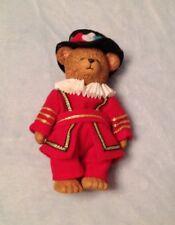 Russ Collector's Yeoman Warder teddy bear