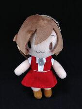 Meiko Fluffy Fuwafuwa Plush Doll Key Chain Mascot Vol.2 Hatsune Miku Vocaloid