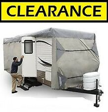 SWEETWATER DELUXE WEATHERPROOF 24 25 26 27 FT TRAVEL TRAILER  CAMPER COVER