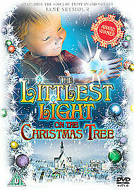 The Littlest Light On The Christmas Tree DVD New and sealed