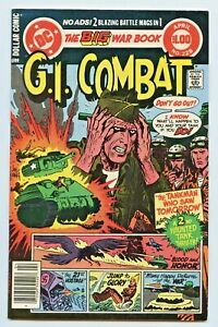 DC COMICS GI COMBAT 5 BOOK RUN  ISSUE'S #228 #229 #230 #231 #232 HAUNTED TANK