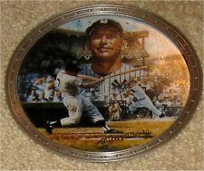 1996 Mickey Mantle Ceramic Plaque- New York Yankees