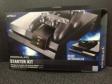 New/Sealed - NYKO Playstation 4 PS4 Starter Pack -Intercooler/Controller Charger