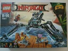 LEGO NINJAGO MOVIE N° 70611 WATER STRIDER EN BOÎTE NEUF