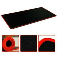 New 60*30cm Big Pro Gaming Mouse Natural Rubber Pad Mat for PC Laptop Computer